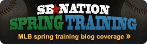 MLB Florida and Arizona Spring Training - SB Nation