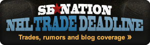 SB Nation NHL Trade Deadline